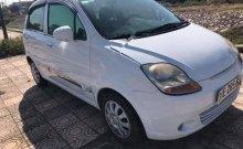 Bán Chevrolet Spark đời 2009, màu trắng giá cạnh tranh giá 80 triệu tại Bắc Giang