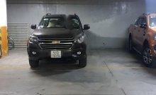 Bán Chevrolet Colorado 2.8 LTZ 4×4 AT 2017, màu xám, nhập khẩu, chính chủ giá 600 triệu tại Tp.HCM