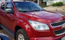Bán xe Chevrolet Colorado năm sản xuất 2016, màu đỏ, nhập khẩu chính hãng giá 450 triệu tại Tp.HCM