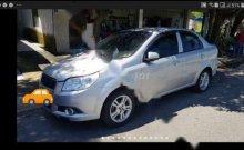 Cần bán lại xe Chevrolet Aveo năm sản xuất 2015, màu bạc xe còn mới nguyên giá 245 triệu tại Trà Vinh