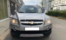 Cần bán lại xe Chevrolet Captiva 2009, màu xám còn mới giá 275 triệu tại Tp.HCM