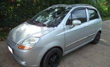 Cần bán gấp Chevrolet Spark LT năm 2009, màu bạc giá 115 triệu tại Đồng Nai