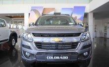 Giảm ngay 100 triệu, khi mua Chevrolet Colorado High Country năm 2019, màu xám, xe nhập giá 819 triệu tại Tp.HCM
