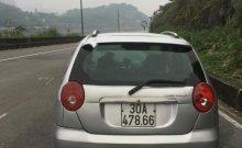 Cần bán Chevrolet Spark 2010, màu bạc xe gia đình giá 105 triệu tại Hòa Bình