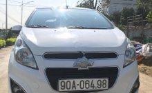 Bán xe Chevrolet Spark LTZ 1.0 AT năm 2013, màu trắng  giá 235 triệu tại Hà Tĩnh
