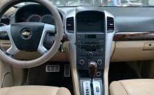 Bán Chevrolet Captiva LTZ đời 2008, màu vàng ít sử dụng giá 275 triệu tại Hà Nội
