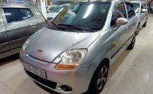 Bán Chevrolet Spark sản xuất năm 2013, màu bạc giá 125 triệu tại Thái Nguyên