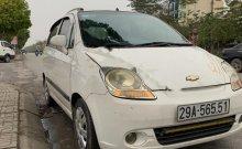 Bán Chevrolet Spark LT 2009, màu trắng, giá 100tr giá 100 triệu tại Hà Nội