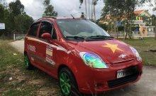 Cần bán Chevrolet Spark sản xuất năm 2009, màu nâu chính chủ, giá tốt giá 125 triệu tại Bình Định