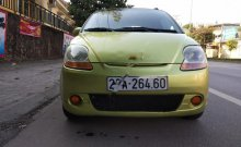 Cần bán lại xe Chevrolet Spark LS 0.8 MT sản xuất 2008, màu vàng, giá tốt giá 83 triệu tại Phú Thọ
