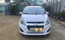 Cần bán lại xe Chevrolet Spark AT đời 2014, màu trắng như mới giá 255 triệu tại Đà Nẵng