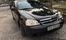 Bán xe Chevrolet Lacetti 1.6 năm 2013, màu đen giá 250 triệu tại Hà Nội