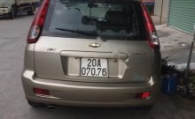 Bán Chevrolet Vivant CDX MT năm sản xuất 2008, màu vàng, xe gia đình giá 130 triệu tại Vĩnh Phúc