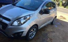 Cần bán lại xe Chevrolet Spark đời 2015, màu bạc số sàn giá 194 triệu tại Gia Lai