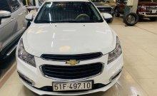 Cần bán lại xe Chevrolet Cruze LT năm sản xuất 2017, màu trắng số sàn giá 398 triệu tại Tp.HCM