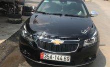 Cần bán Chevrolet Cruze năm 2014, màu đen giá 330 triệu tại Ninh Bình