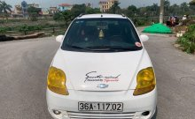 Cần bán xe Chevrolet Spark sản xuất năm 2009, màu trắng giá 83 triệu tại Ninh Bình