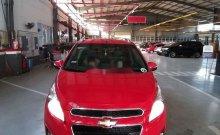 Cần bán gấp Chevrolet Spark 1.0LTZ sản xuất năm 2015, màu đỏ, xe nhập   giá 250 triệu tại Tp.HCM