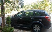 Bán Chevrolet Captiva sản xuất năm 2008, màu đen, nhập khẩu số tự động giá 290 triệu tại Khánh Hòa
