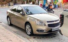 Cần bán xe Chevrolet Cruze sản xuất năm 2015, màu vàng cát giá 405 triệu tại Cần Thơ