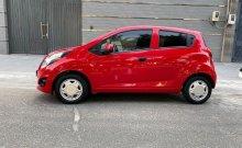 Bán Chevrolet Spark sản xuất năm 2014, màu đỏ giá 180 triệu tại Tp.HCM