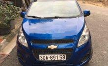 Bán Chevrolet Spark sản xuất 2015, màu xanh lam giá cạnh tranh giá 230 triệu tại Bắc Ninh