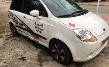 Cần bán gấp Chevrolet Spark năm sản xuất 2009, màu trắng giá cạnh tranh giá 85 triệu tại Ninh Bình