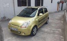 Bán Chevrolet Spark sản xuất 2010, màu vàng giá cạnh tranh giá 119 triệu tại Thái Bình
