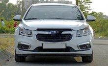 Cần bán Chevrolet Cruze LTZ AT đời 2017, màu trắng số tự động giá 489 triệu tại Tp.HCM