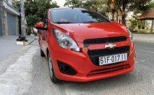 Bán xe Chevrolet Spark sản xuất 2014, màu đỏ   giá 180 triệu tại Tp.HCM