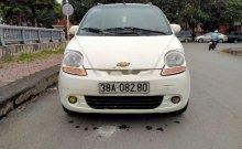 Cần bán lại xe Chevrolet Spark đời 2009, màu trắng giá 80 triệu tại Nghệ An