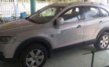 Bán ô tô Chevrolet Captiva năm 2009, màu bạc, nhập khẩu giá 270 triệu tại Bến Tre