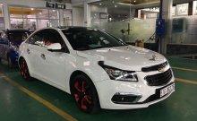 Cần bán gấp Chevrolet Cruze đời 2017, màu trắng giá 470 triệu tại Tp.HCM