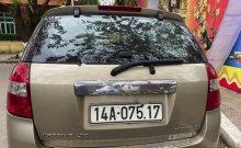 Bán Chevrolet Captiva LTZ 2.4 AT đời 2007, màu vàng, giá 244tr giá 244 triệu tại Nam Định