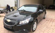 Bán Chevrolet Cruze LS 1.6 MT năm sản xuất 2014, màu đen, giá 338tr giá 338 triệu tại Thái Nguyên
