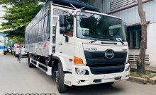 Xe tải Hino FG thùng bạt dài 7m9 có sẵn vay 80% giá 1 tỷ 280 tr tại Bình Dương