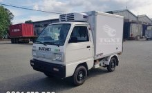 Xe đông lạnh Suzuki Carry Truck hỗ trợ vay cao, giao xe ngay giá 265 triệu tại Bình Dương