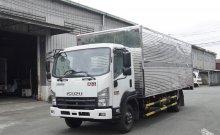 Isuzu FRR90NE4 6 tấn thùng kín dài 6m7 hỗ trợ vay cao toàn quốc giá 830 triệu tại Bình Dương
