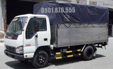 Xe tải Isuzu QKR230 thùng dài 3m6 hỗ trợ vay cao giá 452 triệu tại Bình Dương