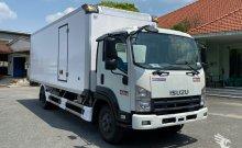 Xe tải Isuzu FRR90NE4 thùng bảo ôn trả trước 10-20% giao xe ngay giá 830 triệu tại Bình Dương