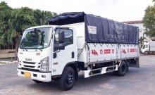 Isuzu NQR550 thùng bạt dài 6m2 giá khuyến mãi, hỗ trợ ngân hàng vay cao giá 760 triệu tại Bình Dương