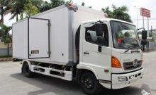 Xe tải Hino FC thùng bảo ôn 5m6, 6m7, 7m2, vay ngân hàng 80% giá 860 triệu tại Bình Dương