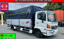 Xe tải hino 6t4 thùng 7m2 giá rẻ với nhiều chương trình ưu đãi hấp dẫn giá 985 triệu tại Tp.HCM