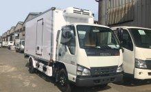 Xe Isuzu QKR270 đông lạnh thùng dài 4m3 trả trước 120tr nhận xe ngay giá 452 triệu tại Bình Dương
