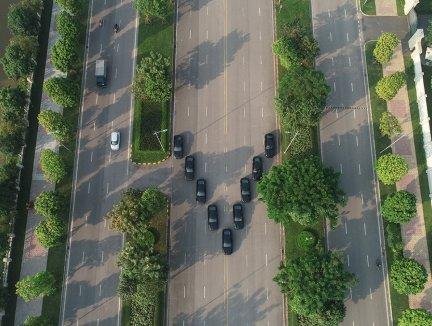 Ô tô VinFast trở thành phương tiện di chuyển chính phục vụ hội nghị ASEAN 2020