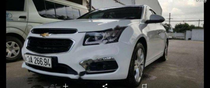 Bán Chevrolet Cruze LTZ 1.8L năm sản xuất 2017, màu trắng giá 550 triệu tại Đà Nẵng