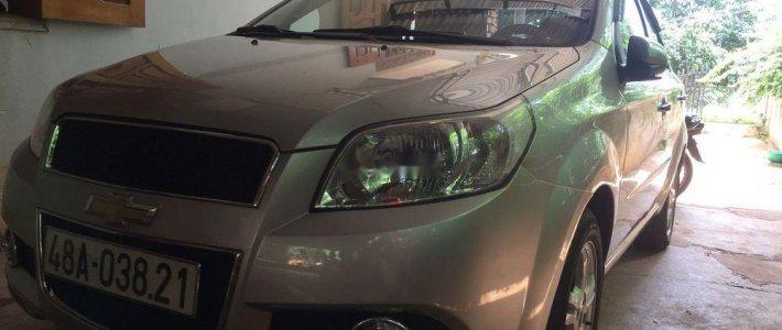 Bán Chevrolet Aveo năm sản xuất 2015, màu bạc, 255 triệu giá 255 triệu tại Đắk Lắk